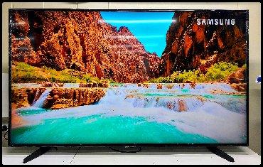 """Телевизоры SAMSUNG 55"""" дюймов, 4К Ultra HD разрешением, поддержкой рас"""