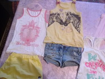 Детская одежда и обувь - Кок-Ой: Детские одежды  Р 3.4.5г