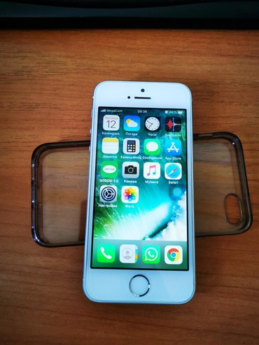 Смартфон Apple iPhone SE 64 GB в Ош