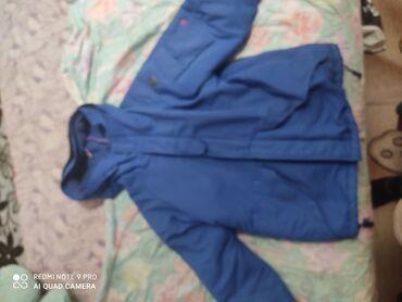 Зима куртка бу . Внутри флис одевал прошлой зимой продаю за 1500 и