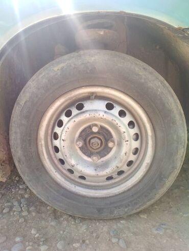 летние шины бу в Кыргызстан: ?13 буу 4 летный 1 зимный комплект 5000сом