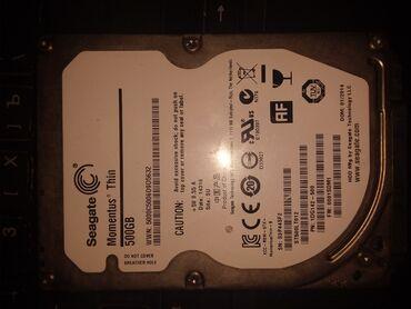 hard disc - Azərbaycan: 500gb orginal hard diski satilir