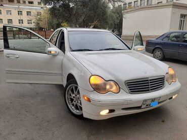 vozduxamer nedir - Azərbaycan: Mercedes-Benz C 240 2.6 l. 2002 | 253000 km