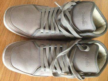 Muske cipele boxfresh,postavljene iznutra,44 broj,obuvene jednom,ali v - Beograd
