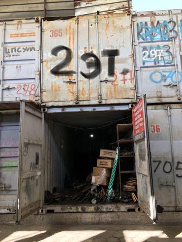 Продается контейнер (2 этажа) на рынке в Бишкек