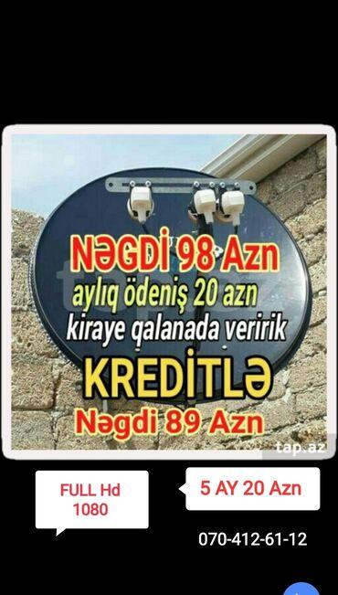 tv tuner - Azərbaycan: Krosna krosnu Peyk antena kredit sifarişi krosna antena kredit
