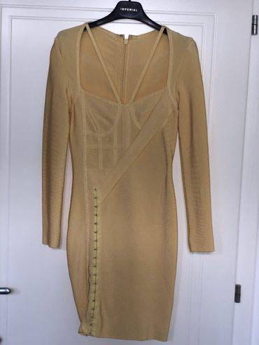 Herve Leger haljina, S/M veličina. Nova, nije nošena, bez - Kragujevac