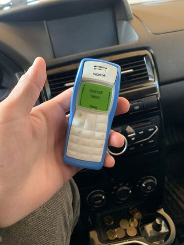 avtomobil elektrik - Azərbaycan: Nokia 1100 Problemsizdir islekdir yaxsi isliyir.Istifade etmediyimcun