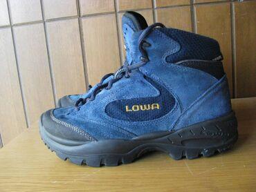 Odlicne treking cipelesa vibram djonom, pravi predstavnik Lowa obuce