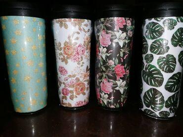 Termos za kafu,čaj i slične napitke,nov,od kvalitetne plastike