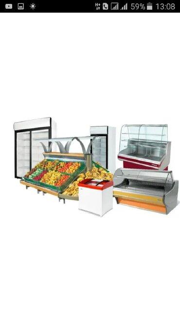 холодильников морозильников в Кыргызстан: Ремонт холодильников витринный бытовый морозильник