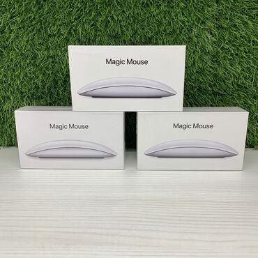 Компьютеры, ноутбуки и планшеты в Бишкек: Новые Apple Magic Mouse 2  Мышь Magic Mouse 2 автоматически подключает