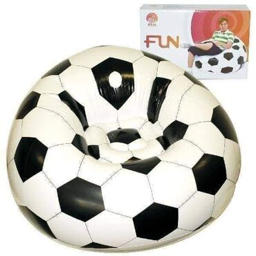 Sport i hobi - Bogatic: Fudbalska fotelja
