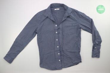Чоловіча сорочка в клітинку LTB, р. S   Довжина: 71 см Ширина плечей