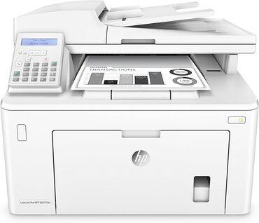 printer в Азербайджан: HP LaserJet Pro MFP M227fdn All-In-One Printer