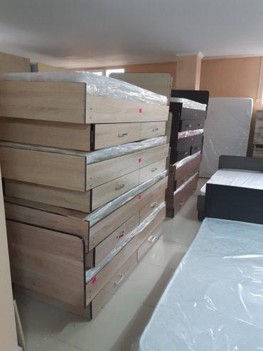 Продаю новый односпльный кровать с ящиком в Бишкек