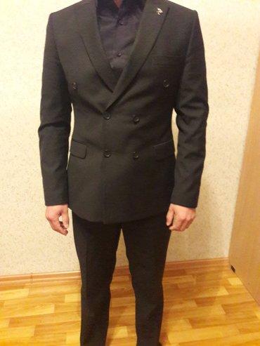 Продаю кастюм брюки (один раз носил) 0557788092 в Бишкек