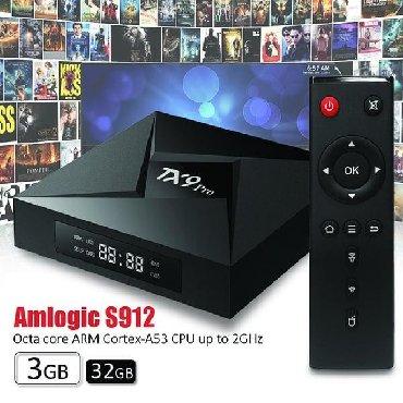 Электроника - Чон-Таш: Tv box tx9 pro3gb/32gb хотите купить мощный tv-box на ос андроид