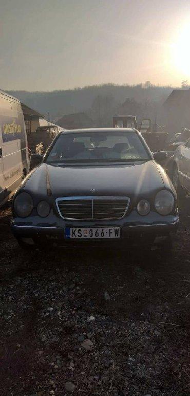 Mercedes-Benz | Srbija: Mercedes-Benz E 200 2000