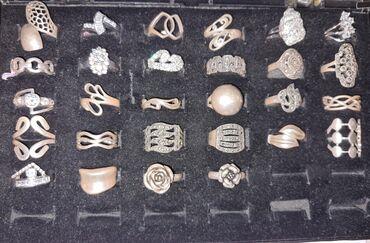 Zenska decija - Srbija: Srebrni prstenji izuzetno kvalitetne finoce 925Italijansko i