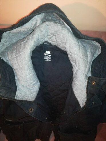 Nike zimska original jakna univerzalna, nalozena,topla,malo nosena - Novi Sad
