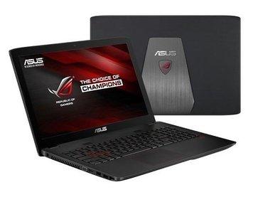 Asus rog gl552vx. Intel core i7- 6700hqnvidia geforcegtx 950mПодробн в Бишкек