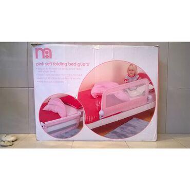Προστατευτικό για παιδικό κρεβάτιΤο κουτί έχει ανοιχτεί αλλά το