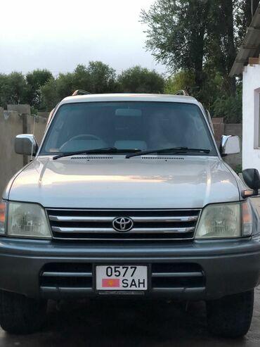 автомобильные шины бу в Кыргызстан: Toyota Land Cruiser Prado 3 л. 1996 | 350000 км