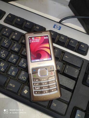 nokia-640xl в Азербайджан: 6500 classik retro Ideal veziyetdedir Zavod istehsali bir telefondur