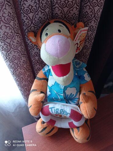 Продаю нового тигра из мультфильма про Винни Пуха- 700с.Ортопедическую