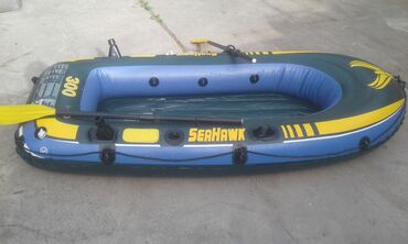 Надувная лодка Seahawk 300, грузоподъемностью до 300 кг, изготовлена
