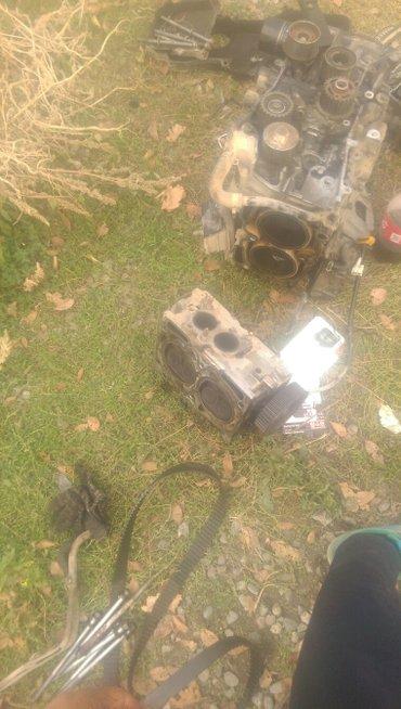 продаю не рабочие двигатель на субару форестера блок,головка,шатуны и  в Каракол
