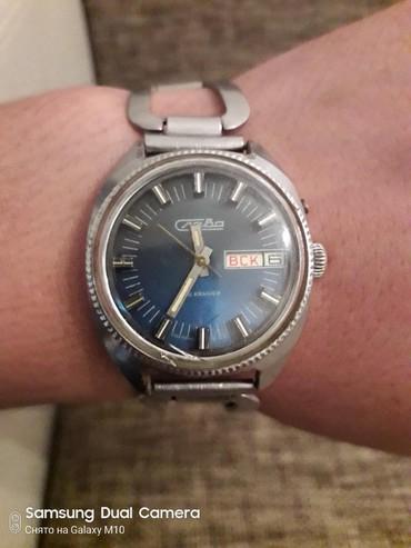 часы слава ссср в Кыргызстан: Продаю часы Слава.Сделано в СССР.Механика 26