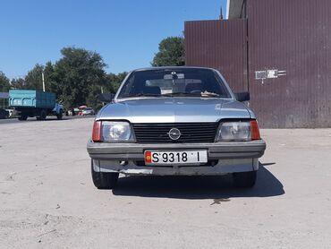 Транспорт - Кировское: Opel Ascona 1.8 л. 1985 | 150000 км