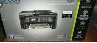 Printer epson t50 na zapchasti - Кыргызстан: Продам Epson 3620 2шт и epson l382