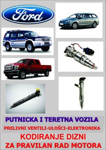 Dizne i Pumpe za sve modele-KODIRANJE DIZNI.16 novih brojeva - Lajkovac