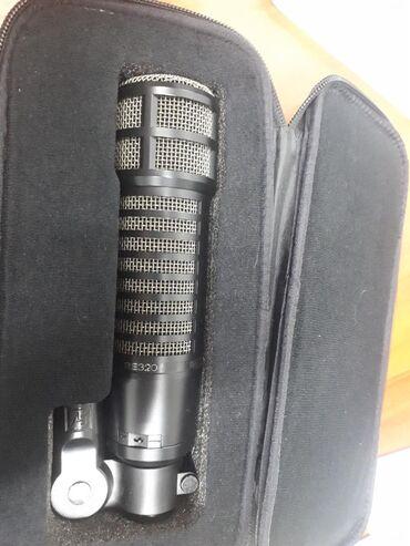 Микрофон Electro-Voice re 320 Состояние идеальное. Микрофон приехал со
