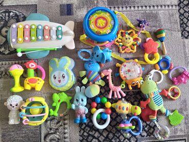 Игрушки, отличного качества, покупались в России и в Мэджик, за все