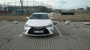 Toyota Camry 2.5 л. 2015 | 168000 км
