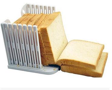 Гаджет для нарезки ровных кусочков хлеба