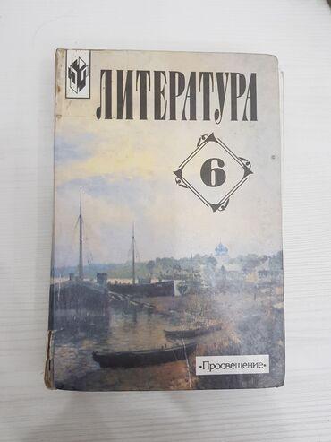 stol i 6 stulev в Кыргызстан: Книга по литературе за 6 класс!