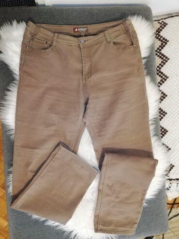 Pantalone awg - Srbija: Kežual pantalone prijatne mek materijal klasičan model. Naznačeno