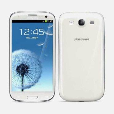 Bakı şəhərində Samsung S3- şəkil 3