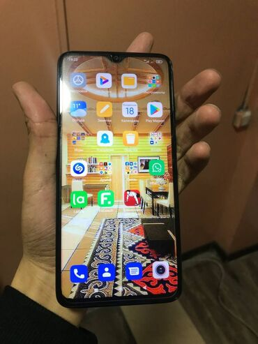 xiaomi redmi 3 pro 16gb в Кыргызстан: Xiaomi Redmi Note 8 Pro 64 ГБ Зеленый