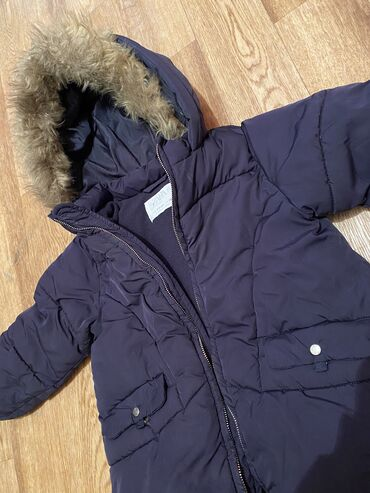 мужские куртки зимние бишкек в Кыргызстан: Продаю куртку Zara зимняя Заказывали с Турции