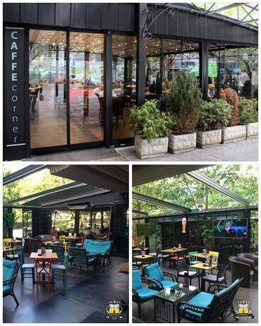 Pivska ambalaza - Beograd: Kafe restoran ZarkovoPivnica Corner beer se nalazi u srcu Žarkova u