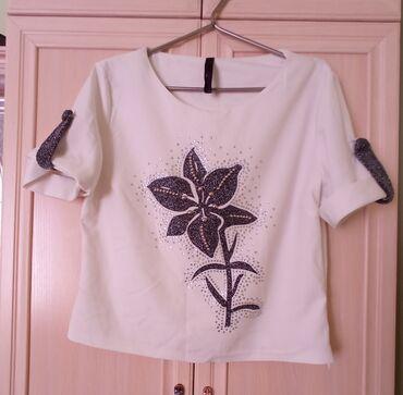 Личные вещи - Кара-Суу: Очень красивая турецкая кофта юбка.Подойдёт 46 и 48р смотрится идеальн