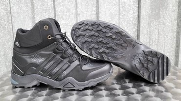 Fly swift - Srbija: Adidas muske cizme crna boja#nepromocive cizme#novo-br 40-44adidas