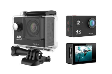 Action camera Authentic H9 4k wifi в Бишкек