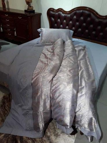 Постельное белье для двухспальной кровати-4 предмета в Бишкек